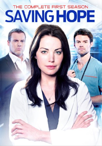 Saving Hope: The Complete First Season DVD