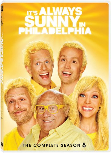 It's Always Sunny in Philadelphia: The Complete Season Eight DVD