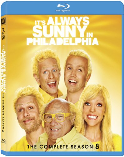 It's Always Sunny in Philadelphia: The Complete Season Eight [Blu-ray] DVD