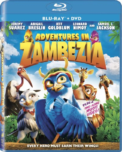 Adventures in Zambezia [Blu-ray] DVD