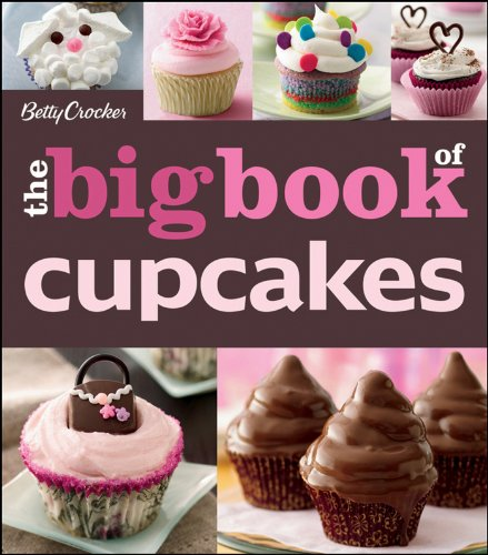 Book The Betty Crocker Big Book of Cupcakes