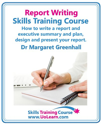 business report writing skills tips Improving english writing skills  limited if it involves doing business in english-speaking countries  10 tips to help you improve your english writing skills.