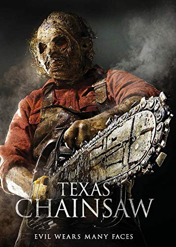 Texas Chainsaw [DVD + Digital Copy + UltraViolet] DVD