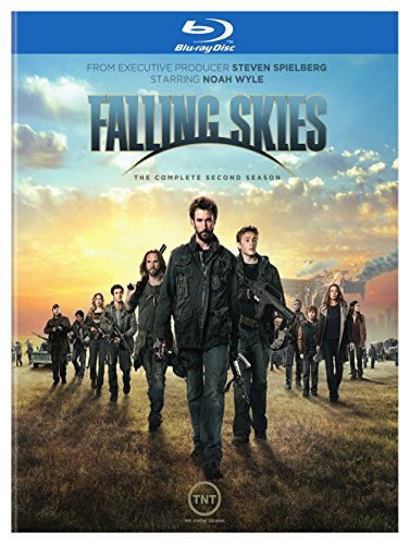 Falling Skies: The Complete Second Season [Blu-ray] DVD