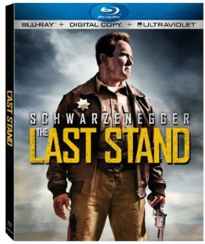 The Last Stand [Blu-ray] DVD