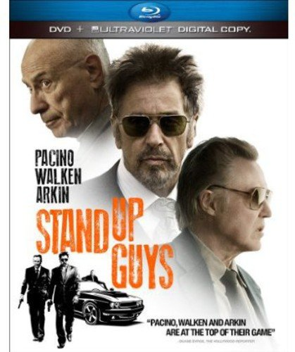 Stand Up Guys [Blu-ray] DVD