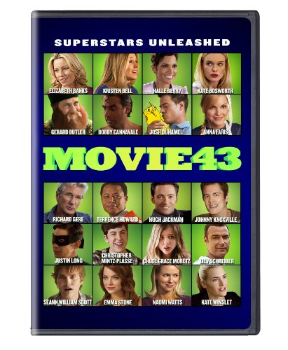 Movie 43 DVD