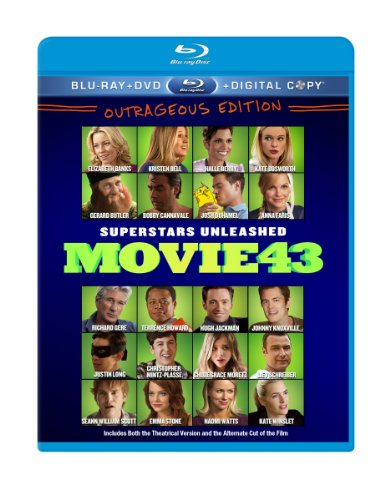 Movie 43 [Blu-ray] DVD