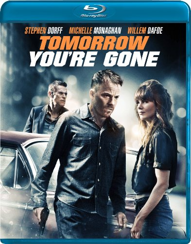 Tomorrow You're Gone [Blu-ray] DVD