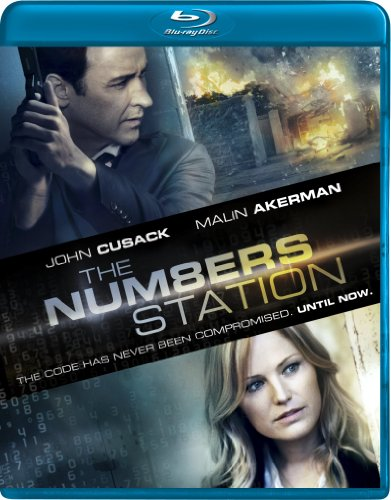 The Numbers Station [Blu-ray] DVD