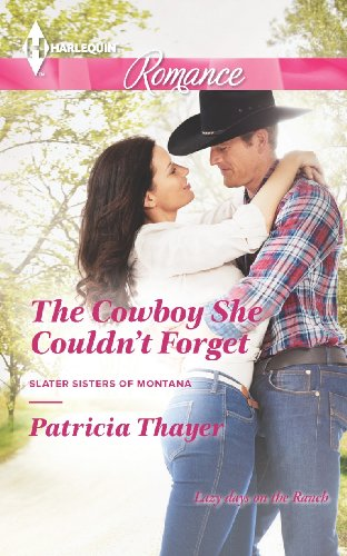 Book The Cowboy She Couldn't Forget