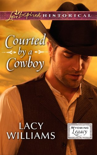 View Courted by a Cowboy (Wyoming Legacy) on Amazon