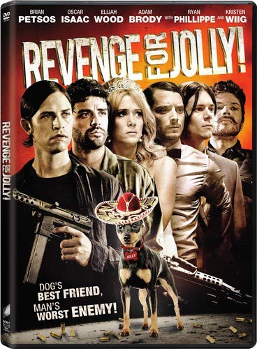 Revenge for Jolly! DVD