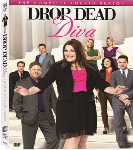 Drop Dead Diva: The Complete Fourth Season DVD