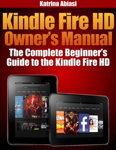 Amazon Kindle Fire HD 6 Tablet User Manual Download