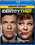 Identity Thief (Two-Disc Combo Pack: Blu-ray + DVD + Digital Copy + UltraViolet)