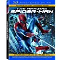 Amazing Spider-Man (Mastered in 4K) (Single-Disc Blu-ray + Ultra Violet Digital Copy), The