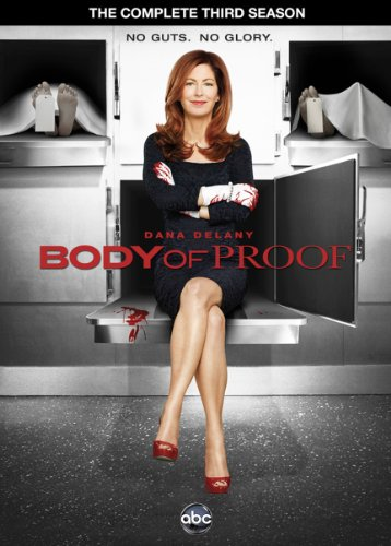 Body of Proof: The Complete Third Season DVD