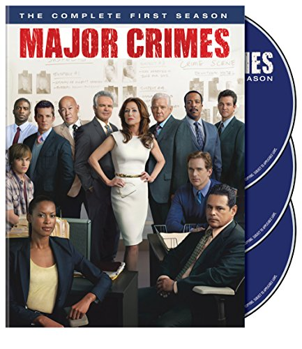 Major Crimes: The Complete First Season DVD
