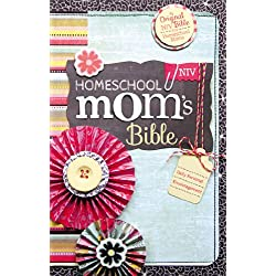 NIV, Homeschool Mom's Bible, eBook: Daily Personal Encouragement