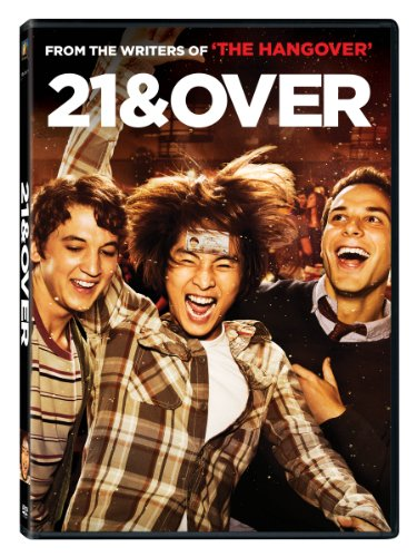 21 & Over DVD