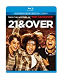 21 &amp; Over (Blu-ray/DVD Combo Pack)