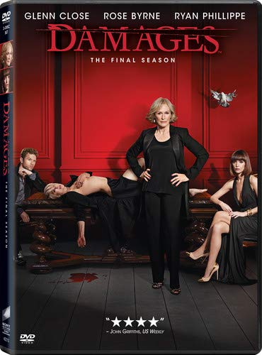 Damages: The Complete Fifth Season DVD