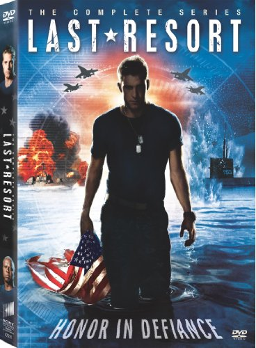Last Resort: The Complete First Season  DVD