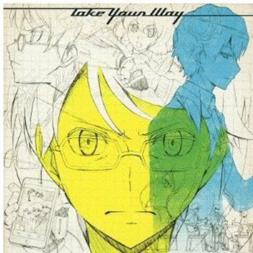 Take Your Way 【初回限定盤 CD DVD】