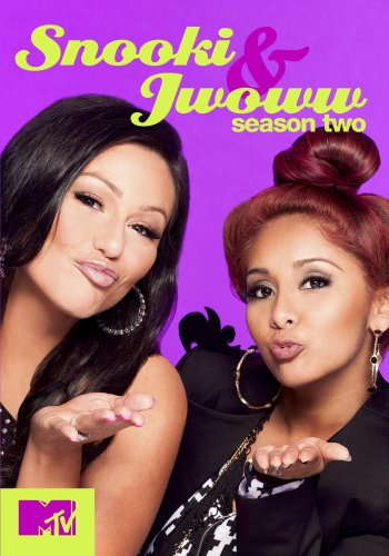 Snooki & JWOWW: Season 2 DVD