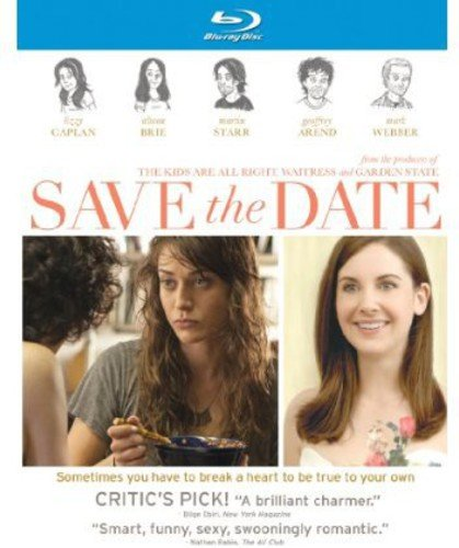 Save the Date [Blu-ray] DVD