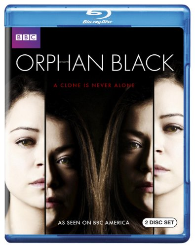Orphan Black: Season One  DVD