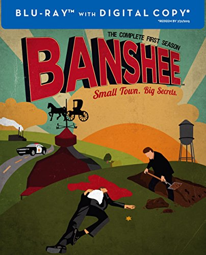 Banshee: Season One  DVD