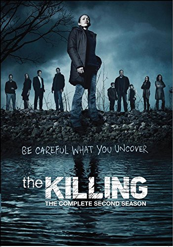 The Killing: Season Two DVD