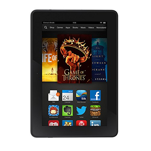 Book Kindle Fire HDX 7