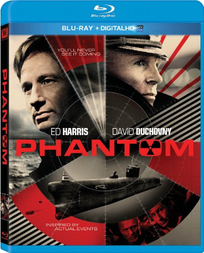 Phantom [Blu-ray] DVD
