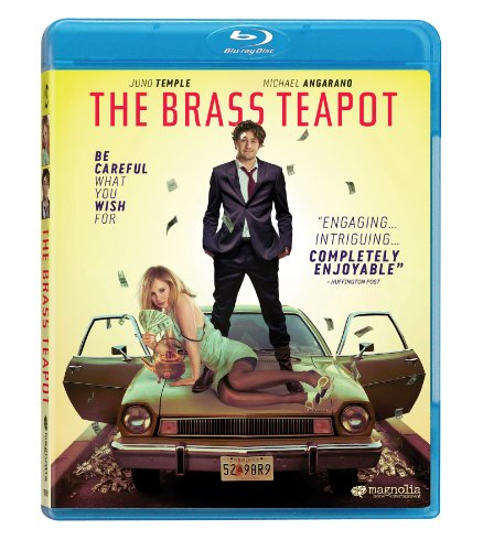 Brass Teapot [Blu-ray] DVD