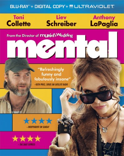 Mental [Blu-ray] DVD