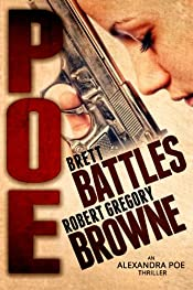 Poe by Brett Battles and Robert Gregory Browne