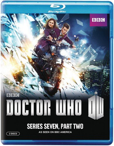 Doctor Who: Series Seven - Part Two [Blu-ray] DVD