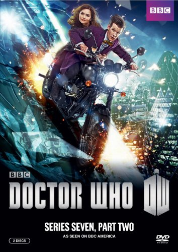 Doctor Who: Series Seven - Part Two DVD