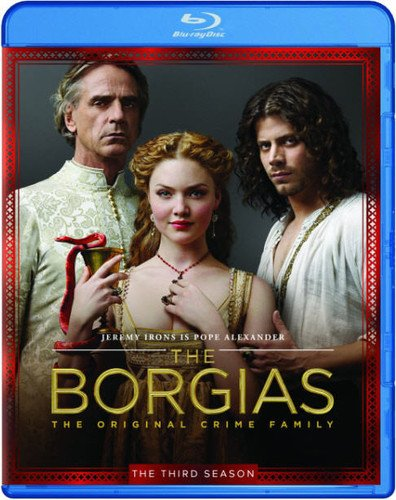 The Borgias: The Third Season  DVD
