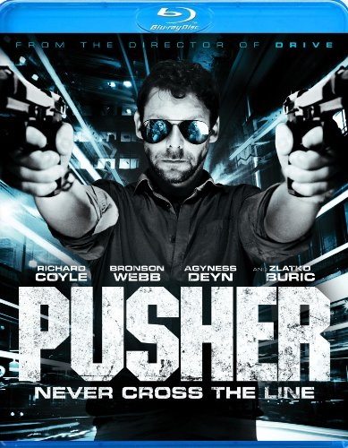 Pusher [Blu-ray] DVD