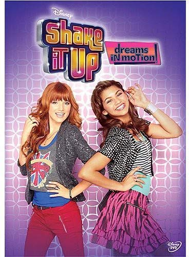 Shake It Up DVD