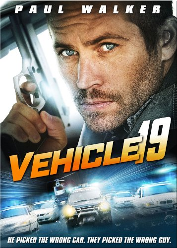 Vehicle 19 DVD
