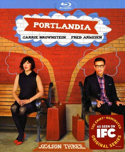 Portlandia: Season 3 [Blu-ray] DVD