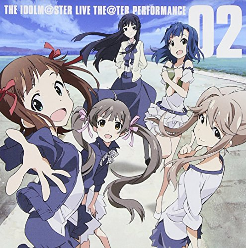 THE IDOLM@STER LIVE THE@TER PERFORMANCE 02 アイドルマスター ミリオンライブ!