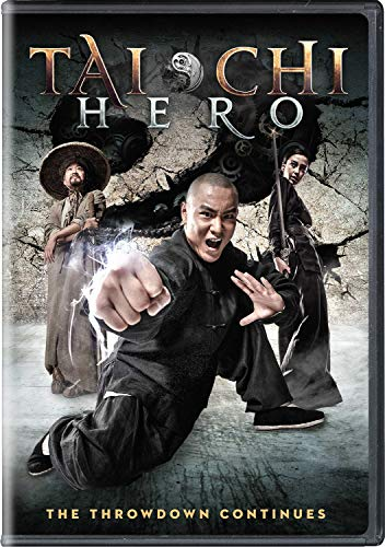 Tai Chi Hero DVD