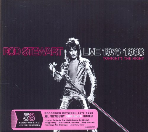Live 1976-1998 : Tonight's the Night