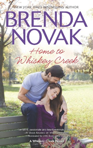 Book Home to Whiskey Creek